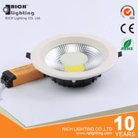 Household heatsink cob led downlight 30w high watt