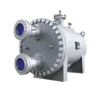 Disk & Shell Heat Exchanger