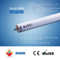 Flameproof fluorescent lamp single-pin