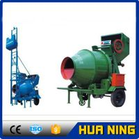 JZC300 Concrete Mixer Mobile China Small Concrete Mixer