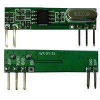 Wireless 433MHz ASK Superheterodyne Receiver