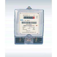 Electronic Single-phase Anti-tamper Kilowatt Hour Meter