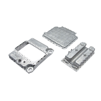 Digital door lock components, oil pan for automative engines, TV monitor stand, etc thumbnail image