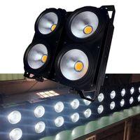 China high power 400W COB warm cool white led blinder background led par light,white led stage light