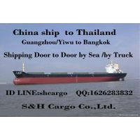 Shipping to Thailand from China by Sea  Door to Door/custom clearance