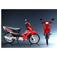 150-6 red Nlightweight motorcycle