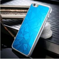 rhombus metal back case for main phones