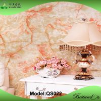 Valuable durable in use XuanMei self adhesive Marble flower design films thumbnail image