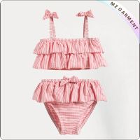 Kids Striola Bikini Suit