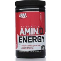 Optimum Nutrition Amino Energy, Watermelon - 9.5 oz canister