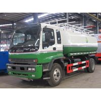 Isuzu 4X2 10000liters 15000liters Stainless Steel/Aluminum Alloy Liquid Tank Truck Oil Delivery Truc thumbnail image