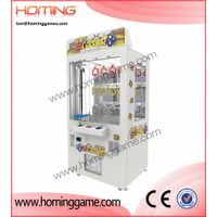 Supply hot sale prize vending game key master with bill acceptor