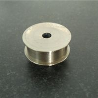 Precision Cnc Machined Sewing Machine Part thumbnail image