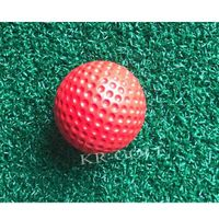 Low bounce mini golf ball,cheap toy ball thumbnail image