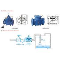 SJ100X remotel-controlled floating valve thumbnail image