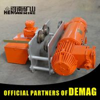 CD1 Wire Rope Electric Hoist for Bridge Crane