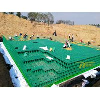 Rainwater Attenuation Crates Tank For Rainwater Attenuation System