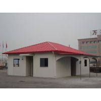 Prefabricated house, modular house, portable house, light steel structure thumbnail image