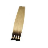 Prebonded Human Hair U tip/Flat tip/I tip Hair Extensions Double Drawn Italian Keratin I Tip