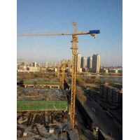 QTZ63(5610) construction tower crane,reliable safety
