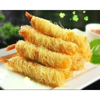Breaded shrimp of thousand silk