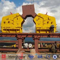 Yuhong leading PF-1214 Impact Crusher high efficient Rock Crusher