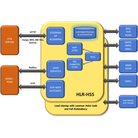 IMS HSS is combination of 3G HLR + 4G HSS and one of the most comprehensive SLR solution