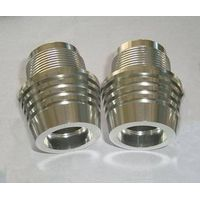 High precision cnc turning pipe fittings