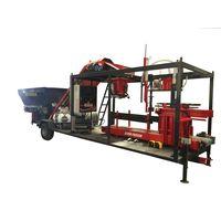 Maize Silage Beet Pulp Tmr Modular Packing Machine