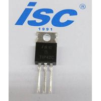 ISC sillicon PNP power transistor TIP42C