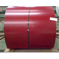 Prepainted coils color coated steel coil buyer