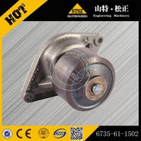 sell PC220-7 excavator water pump 6735-61-1502(Email:bj-012#stszcm.com) thumbnail image