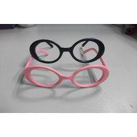 plastic children 3D glasses