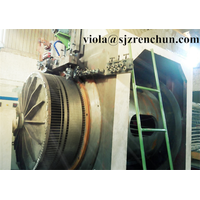 Stainless Steel Wedge Wire Screen Welding Machine for Liquid Filtration