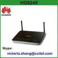 HUAWEI Echolife HG8245 GPON EPON ONU ONT with 2POTS + 4GE + 1USB + 1Wi-Fi Port
