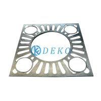 Tree cover 1200x1200mm Ductile Iron Tree Grating Ductile Iron Tree Grate
