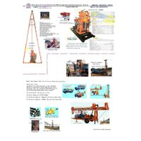 borehole drilling machine for drink water thumbnail image