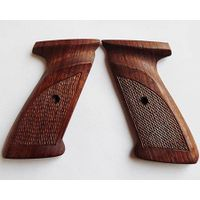 crosman walnut wood grips 014-2