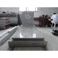G603 granite monument
