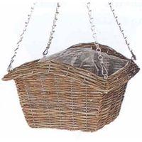 rattan hanging basket thumbnail image