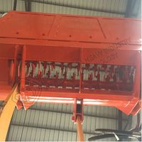 Chicken manure waste forklift compost turner machine for organic fertilizer making thumbnail image