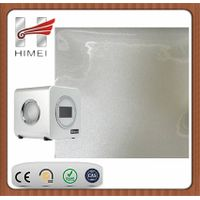 PVC laminating metal sheet for stereo