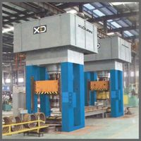 Y34 H Frame 300 600 1000 ton Hydraulic Press Machine thumbnail image