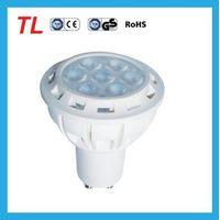 china supplier aluminum-plastic cup lamp GU10 7W spotlight E14/E27 led light 7W 580lm 38 degree HOT