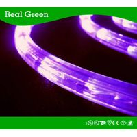 18Ft Purple LED Rope Light 3/8 Inch