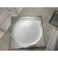 Composite Stainless Steel Sectional Water Tank Panel