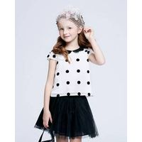 Kids Clothes Baby Girls Printing Sets