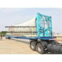 Telescopic Trailer-Wind Blade Trailer-Extendable Trailer
