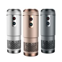 Smart cooling heating car cup,Intelligent refrigeration cup for vehicle