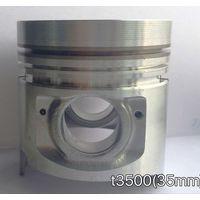 aluminium alloy piston T3500T